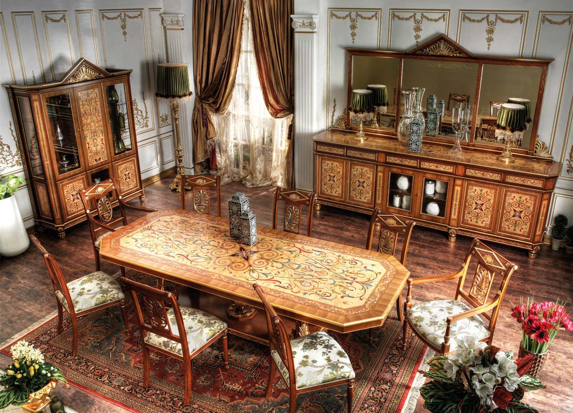 Batik S Gallery Asnaghi Furniture Dinning Room