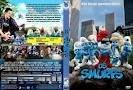 Capa do DVD de Os Smurfs