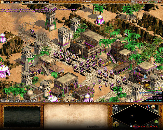 Age of Empires II The Conquerors Gameplay Screenshot 2