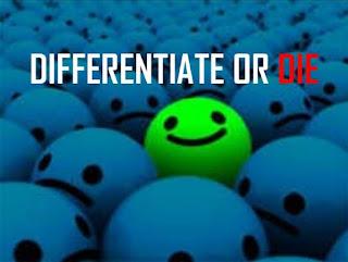 Pengerian dan Contoh Diferensiasi Produk