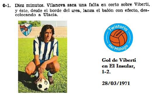 Dos cracks goleando en Las Palmas y victoria ,1971.
