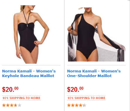 ce202d5d66 Summer Swim Suits   New Kamali at Walmart and Amazon Swim Shop
