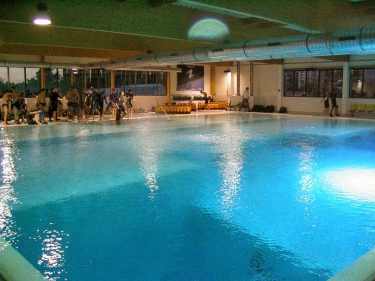 Nemo 33 em Bruxelas: A piscina mais funda do mundo | Bélgica