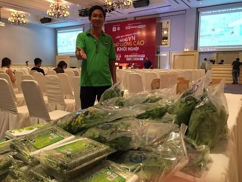Vườn rau HB cung cấp rau sạch uy tín