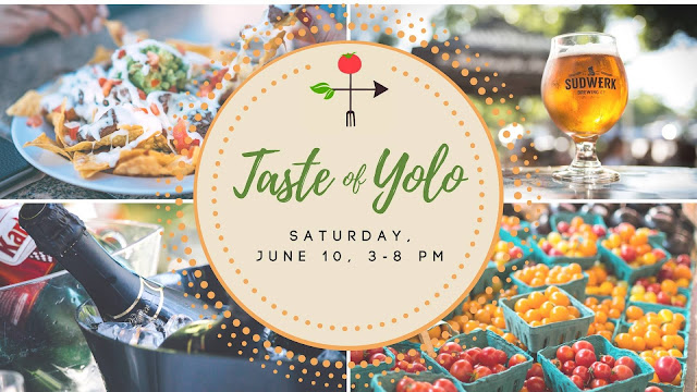 First Taste of Yolo on June 10th