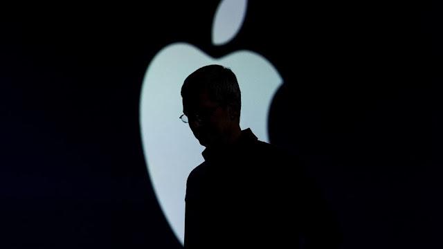 A Apple está à direita na encriptação