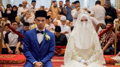 muzammil nikah