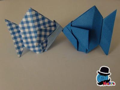 Pesciolino origami
