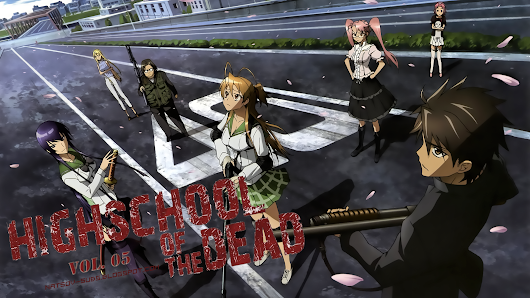 High School Of The Dead - Vol.5