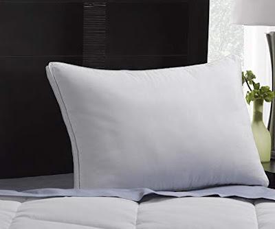 FREE Ella Jayne Down-Alternative Pillow, Cooling Pillow, Mattress Protector, Comforter Set & More