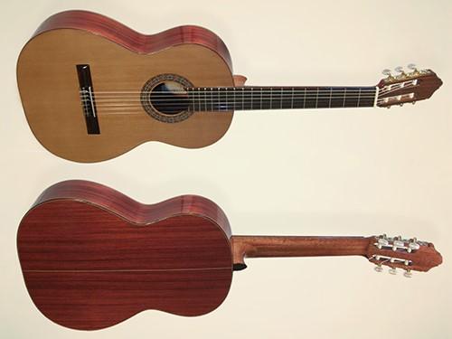 Guitarra española Azahar 40B