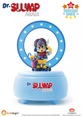 I Music Box di Dr Slump And Arale della Kids Logic