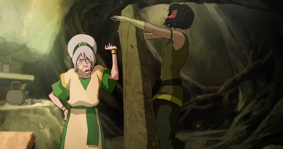 Foto dan Video The Legend of Korra