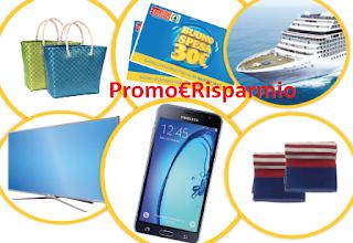 Logo Con Despar ''Vinci un'ondata di premi'': smartphone, TV, crociere, buoni spesa e molto altro