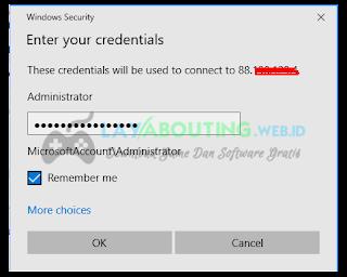 Cara Menggunakan RDP Di PC