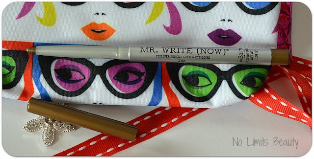 Ipsy Enero 2016 - The Balm Mr. Write Now Eye Liner in Jac