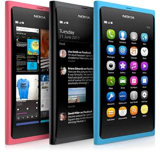Nokia N9 SmartPhone