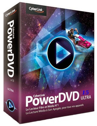 CyberLink PowerDVD Ultra 15 Activation