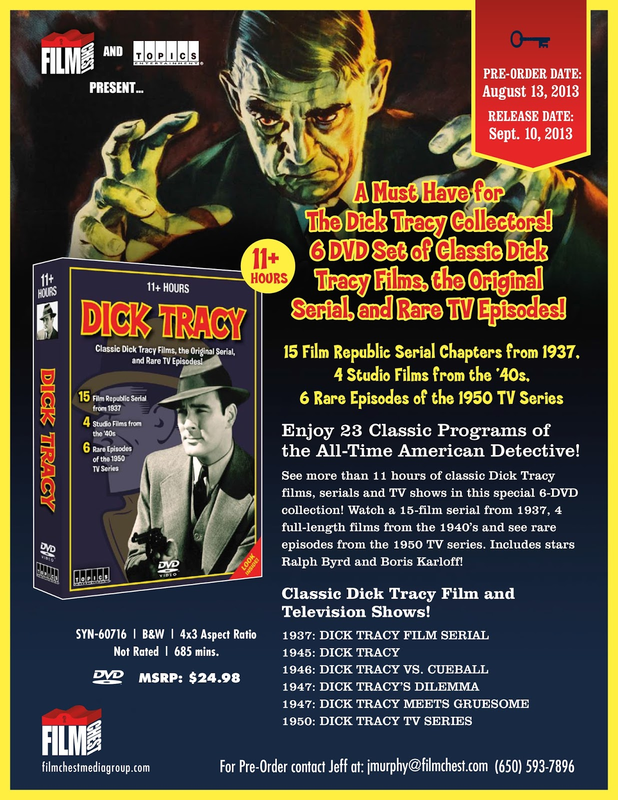 Dick Tracy Serial