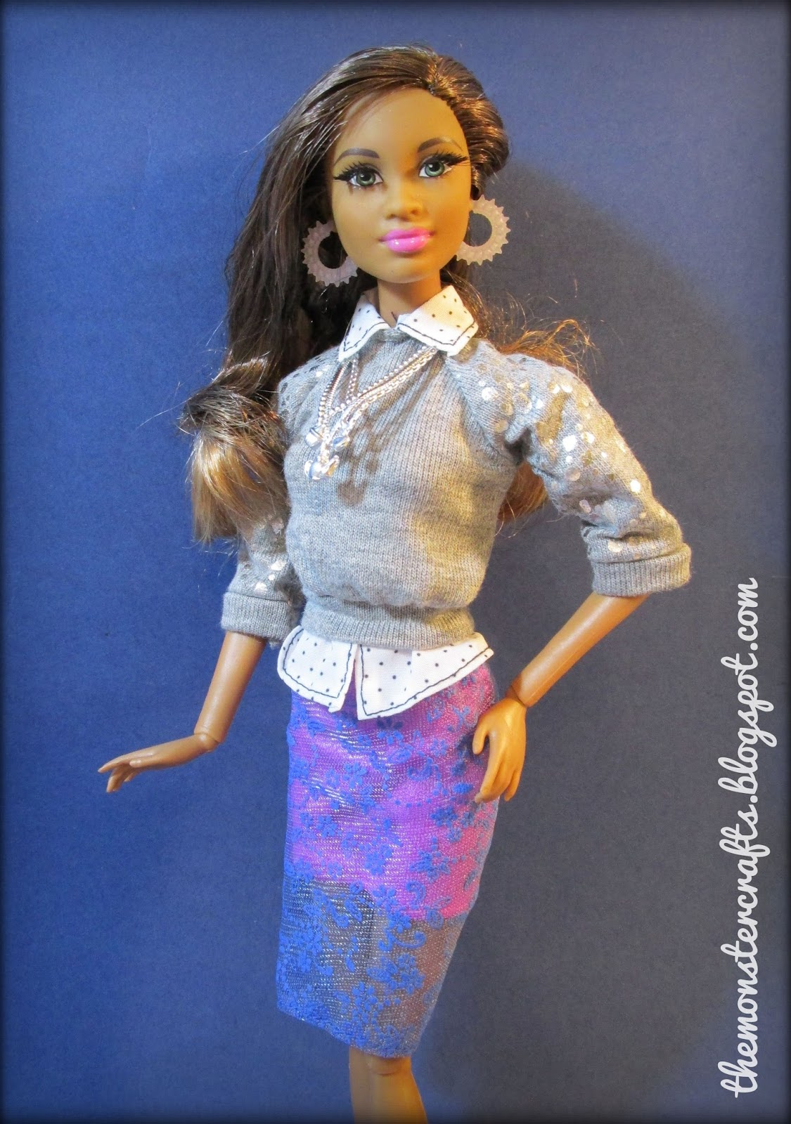 Doll Review Barbie Style Grace