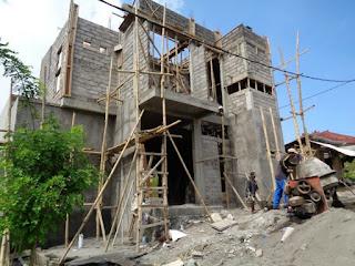 Kredit Bangun Rumah  BRI Dengan Jaminan Tanah Kosong