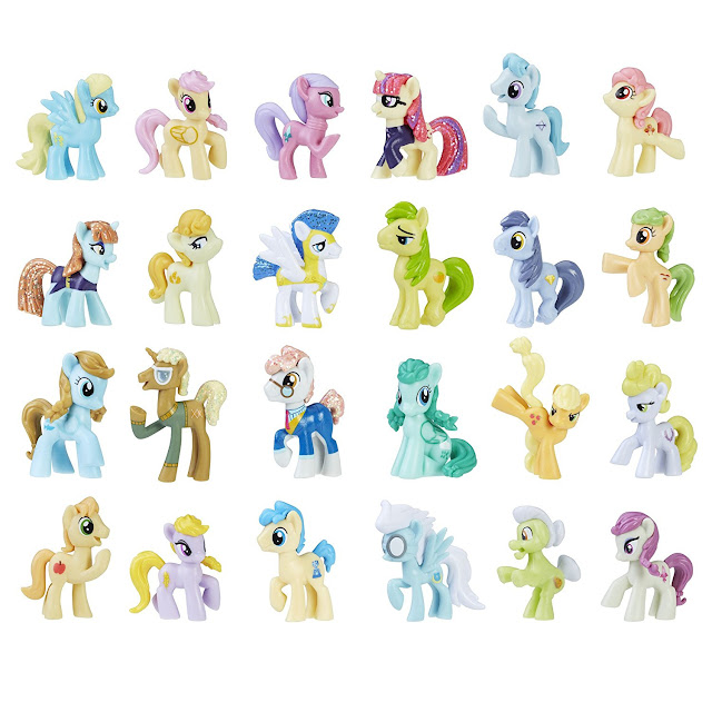 Wave 21 Blingbag My Little Pony Set