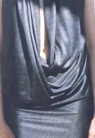 vestido del libro drape drape 2