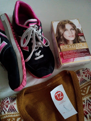 l'oréal excellence crème 7 middenblond think twice new balance