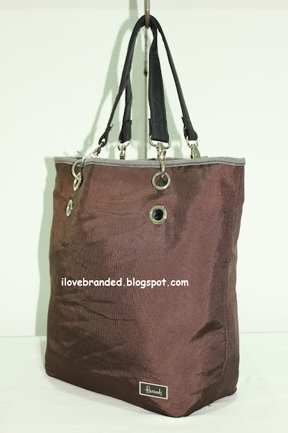 Love Branded Harrods Tote Bag Sold