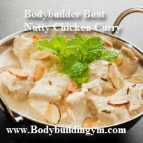 Nutty Chicken Curry