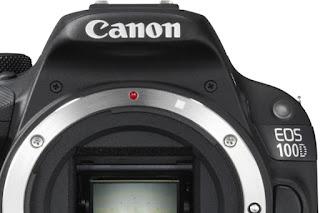 Fotoğraf makinesi inceleme: Canon EOS 100D