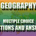 Indian Geography Previous year Question With answers Railway Exams