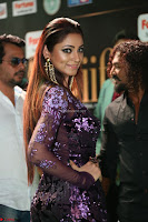 Shilpi Sharma looks Glamorous in Transparent Purple Glittering Gown at IIFA Utsavam Awards 020.JPG