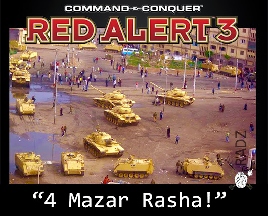 #Tahrir Command and Conquer