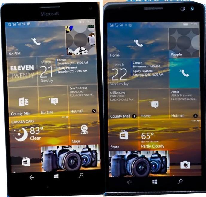 Windows 10 Mobile Battery Saving tips