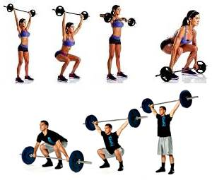 Ejercicios para subir de peso (hombres y mujeres)