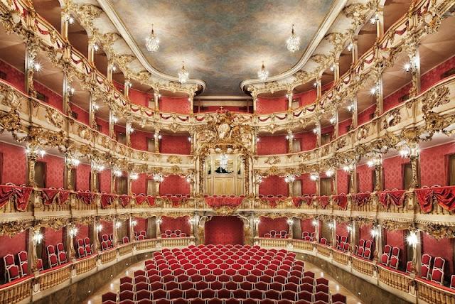Teatro Cuvilliés em Munique