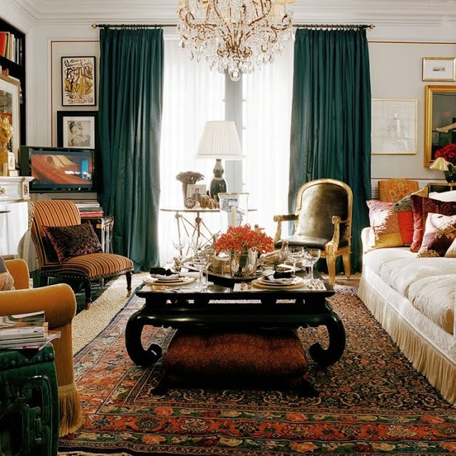 And Worldly Tribal Fabrics Mixed With Gilded Antiqueodern Art Of Course The Layering Upon Is What Makes This Truly Bohemian