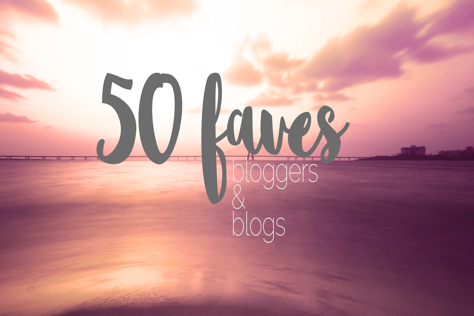 50 favourite bloggers 50 favourite blogs uk blog