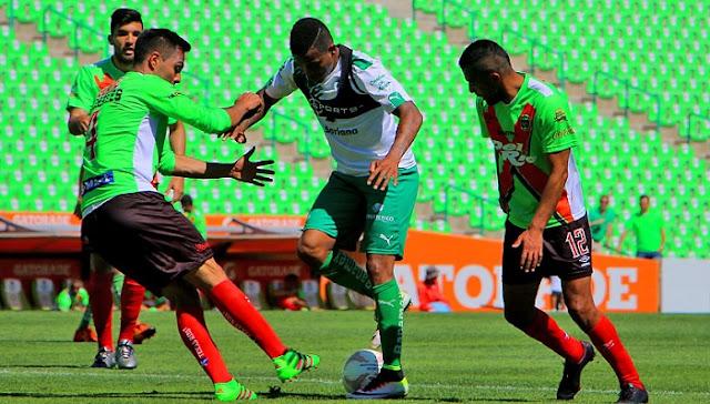 Juarez vs Santos en vivo Copa MX Apertura 2016
