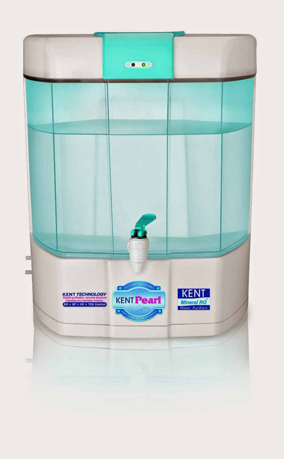 744c31abe7d Ideaz   Kent Pearl 8-Litre Mineral RO+UV Water Purifier review