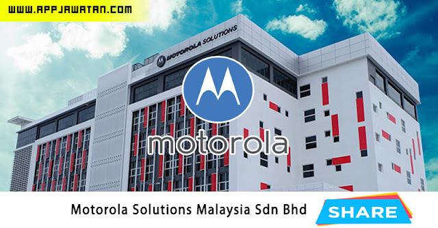 Motorola Solutions Malaysia Sdn Bhd.
