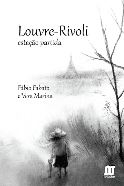 Louvre-Rivoli Estação partida - Fábio Fabato, Vera Marina