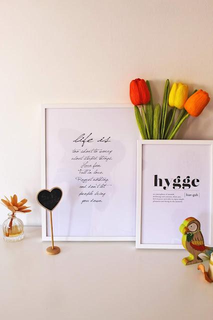 La casa Hygge: Arredare con i quadri
