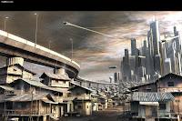 Futuristik Wallpaper 22