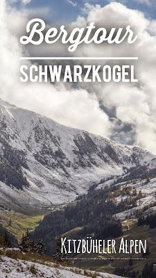 Bergtour Schwarzkogel | Wanderung Kitzbüheler Alpen | Wandern in Tirol | Tourenplanung mit GPS-Track | Die schönsten Touren in den Alpen