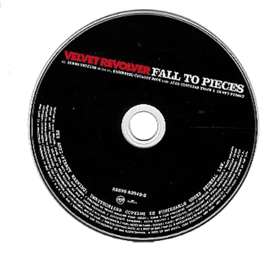 Velvet Revolver - Fall To Pieces (Official Video