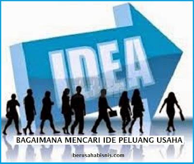 Ini Cara Jitu Mendapat Ide Bisnis atau Peluang Usaha