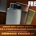 Free Monogrammed Zippo Lighter