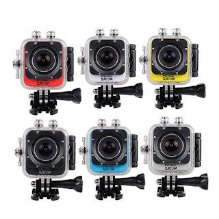 SJCAM M10 Series M10 & M0 WIFI & M10 Plus 2K Video Resolution Mini Action Camera Waterproof Camera 1080P Sport DV